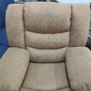 Single Seater Recliner Sofa | Beige