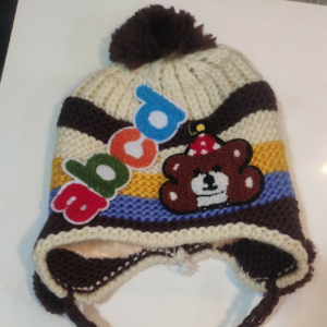 Kids Woolen Knitted Cap