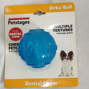 Pestages Chew Fetch Toy for Dogs | Blue