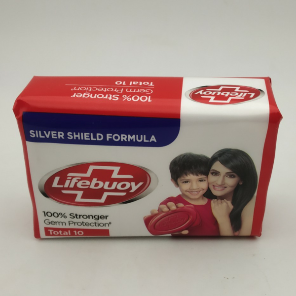 Lifebuoy Germ Protection Total 10 Soap | 125g
