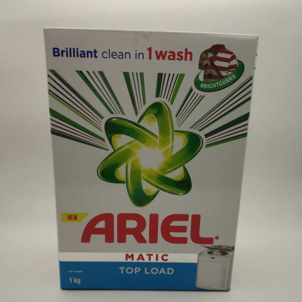 ARIEL MATIC Top Load Detergent | 1kg