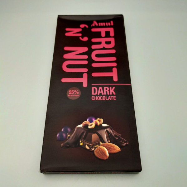 Fruit 'N' Nut Dark Chocolate | 150g