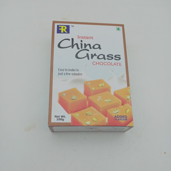 FR Instant China Grass Chocolate Flavor   100g