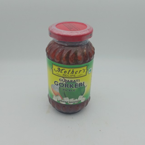 Mother's Recipe Gujrati Gorkeri Pickle | 350g