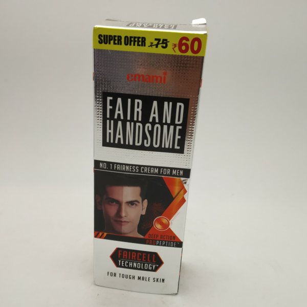 Emami Fair And Handsome Cream For Men| 30g