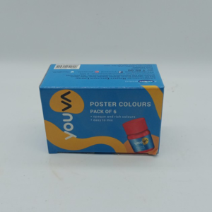 Poster Colors   6Pc